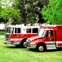 Fire Engine 3 and Rescue 3